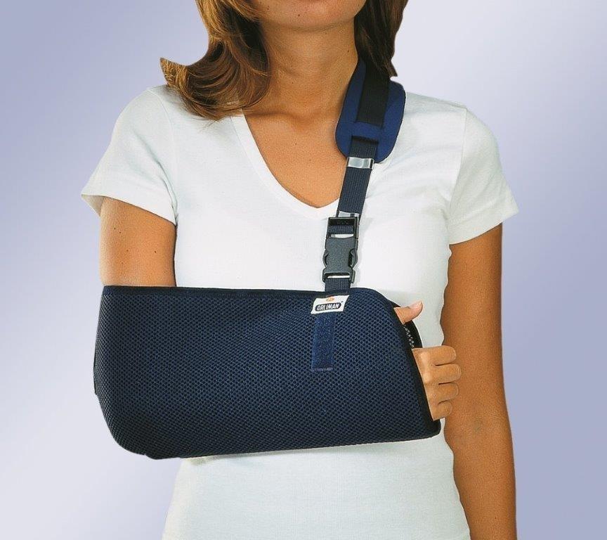 Поддержка для руки при переломе своими руками 349